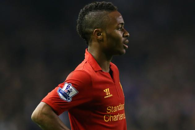 Brendan Rodgers Hopeful over New Raheem Sterling Liverpool Deal