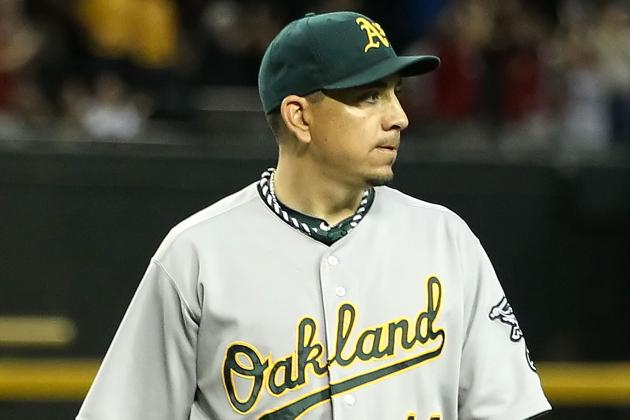 Former Oakland A's Reliever Brian Fuentes to Retire