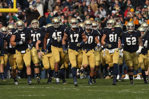 Notre Dame Football: Players That Must Step Up to Avoid Upset vs. Wake Forest