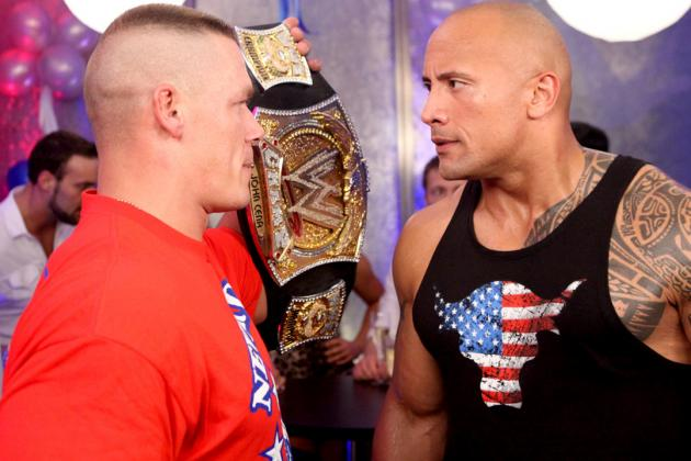WWE Title Winner at Survivor Series Depends on The Rock