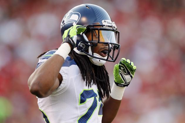 Richard Sherman Fires Back at Tramon Williams