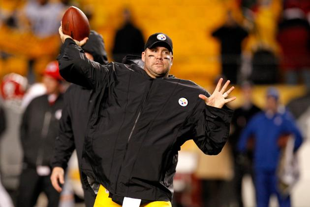 Ben Roethlisberger Must Not Rush Return from Dangerous Injury