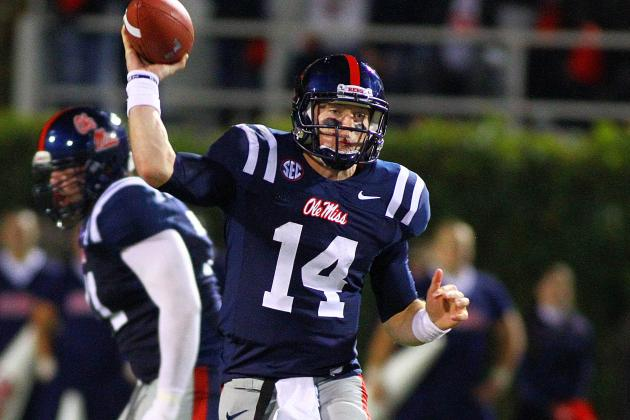 Ole Miss Looking for Help from Passing Game