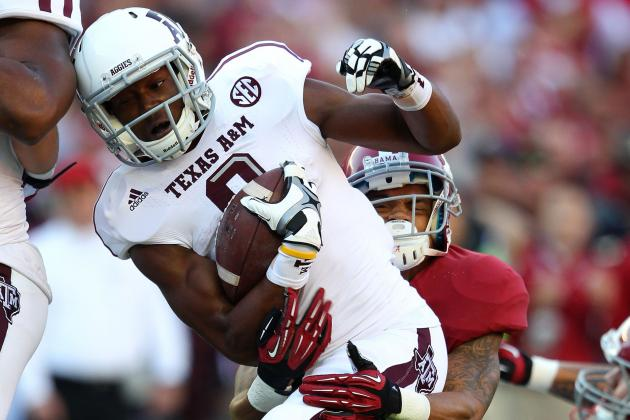 Thomas Johnson Being Found Is Huge Relief for Texas A&M and Football Community