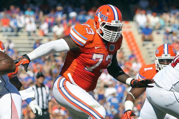 Florida Football: Does Sharrif Floyd's Adoption by Benefactor Pass Smell Test?