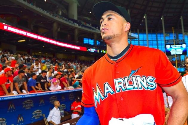 Will Giancarlo Stanton Demand a Trade from Marlins After Infuriating Fire Sale?