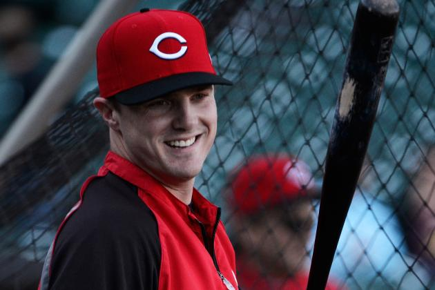Jay Bruce Wants to Sign an Extension with the Reds That Runs Forever