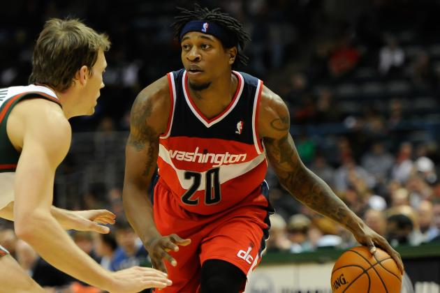Cartier Martin Sparkles in Wizards Latest Loss