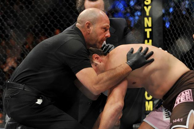 UFC on FUEL TV 6 Medical Suspensions and Injuries: