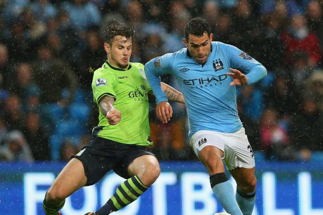 Manchester City vs. Aston Villa: Date, Time, Live Stream, TV Info and Preview