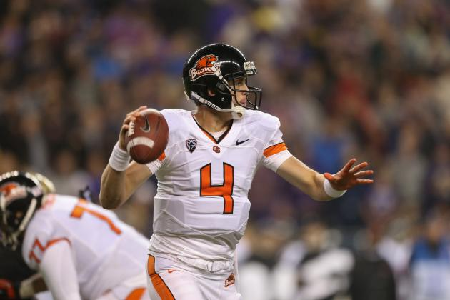 Bears May Face Oregon State's Sean Mannion