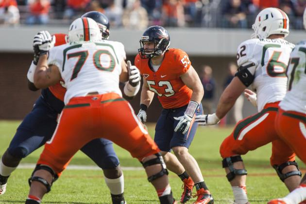 UVa Linebacker Steve Greer Tackles Every Challenge Thrown at Him