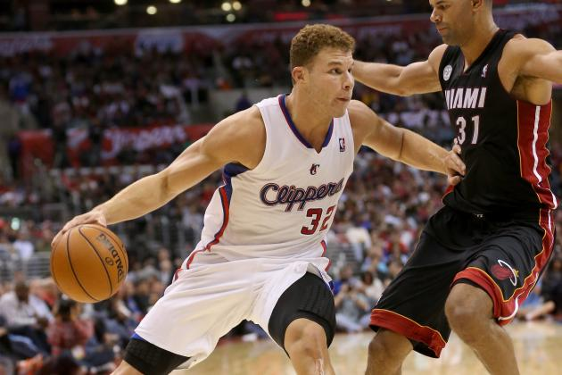 Debate: Is Blake Griffin the Best Power Forward in the NBA?