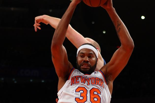 New York Knicks: Why Rasheed Wallace Will Revive His Career by Season's End