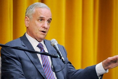 Dayton Says He'll Fight Vikings on Possible Seat License Fees