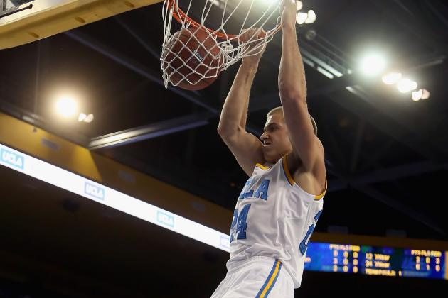 First Look: James Madison at UCLA