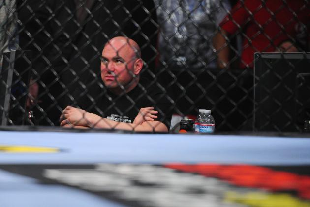 Dana White Targets May 2013 UFC Event for Silva vs. GSP Superfight