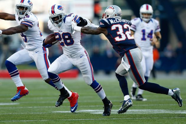Breaking Down How the Buffalo Bills Misuse C.J. Spiller