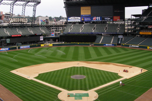 Mariners Installing New Gigantic Video Board