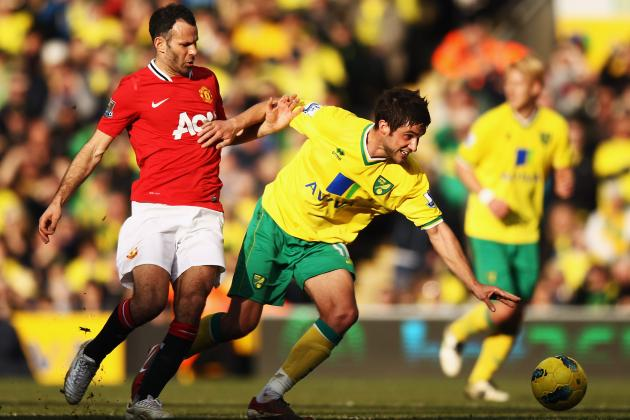 Norwich City vs. Manchester United: Date, Time, Live Stream, TV Info and Preview