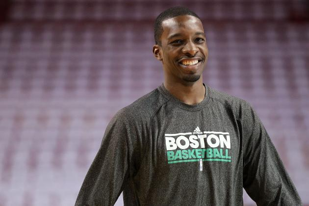 Jeff Green's Dunk of the Week Proves Boston Celtics Should Take KG's Advice