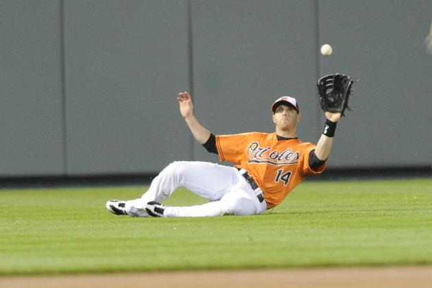 Reimold Optimistic He Can Solidify Left Field for O's