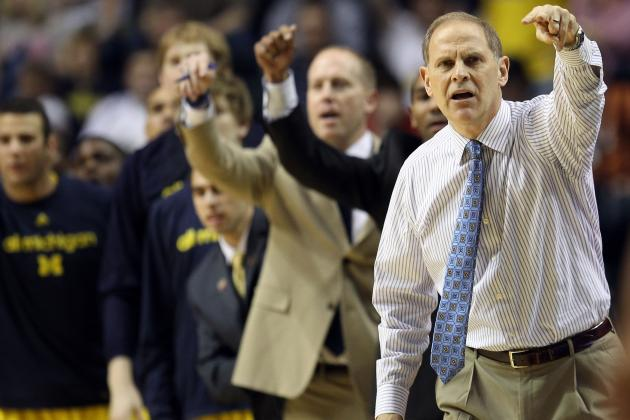 John Beilein Compares Signee Mark Donnal to Bill Laimbeer