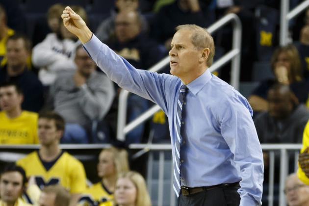 Michigan's John Beilein Wants Extra Work on Late-Game Situations