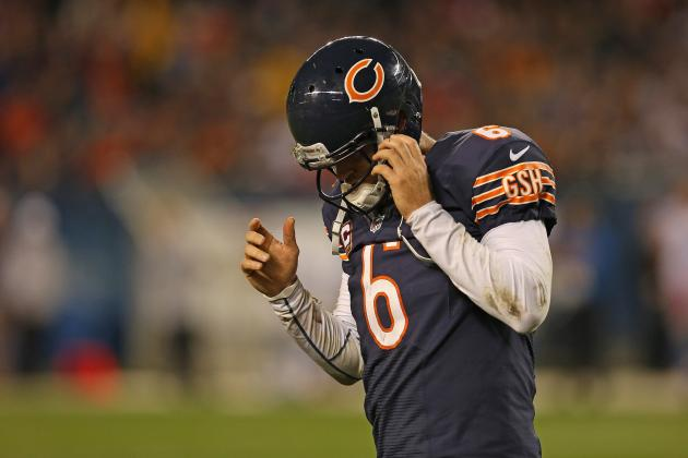 Jay Cutler: Nature of Concussions Makes Status for Week 11 Remain Unclear