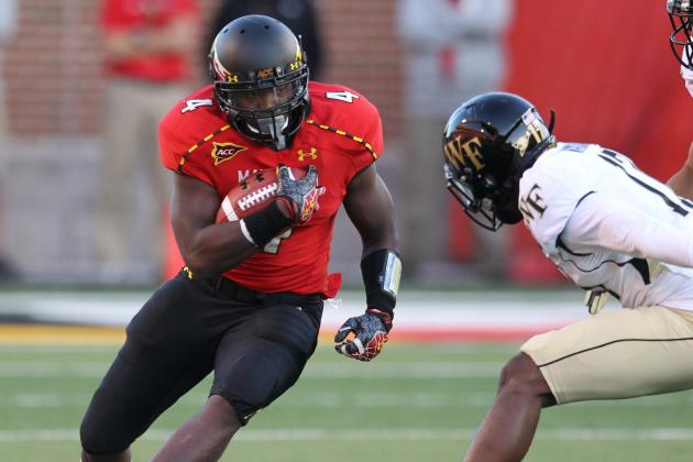 Terps' Wes Brown to Undergo Shoulder Surgery