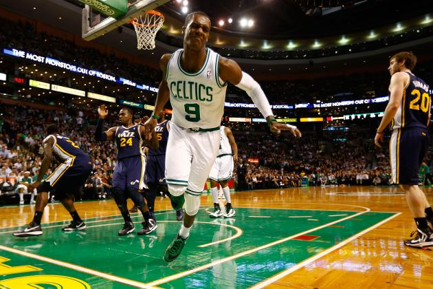 Just How Much Trouble Would the Boston Celtics Be in Without Rajon Rondo?