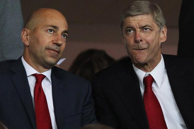 Ivan Gazidis: Arsenal Will Soon Compete with World's Best