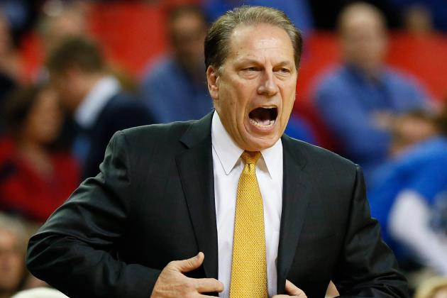 ESPN the Magazine Poll: Tom Izzo Third-Best Coach