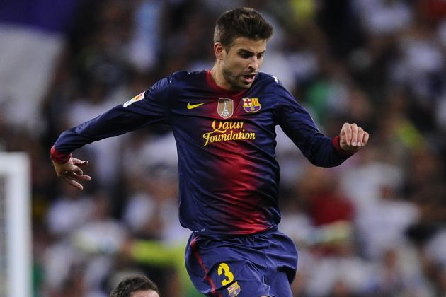 Pique Hails Barca Youth System