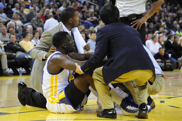 Spartans in the NBA: Draymond Green T'd Up After First Basket