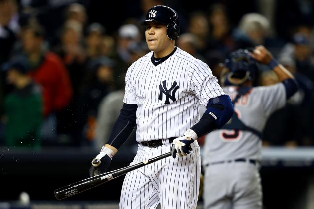 Russell Martin May Be the Yankees' Best Option at Catcher Despite Poor 2012