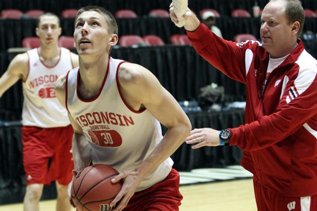 Gators Inquired About Former Wisconsin F Uthoff