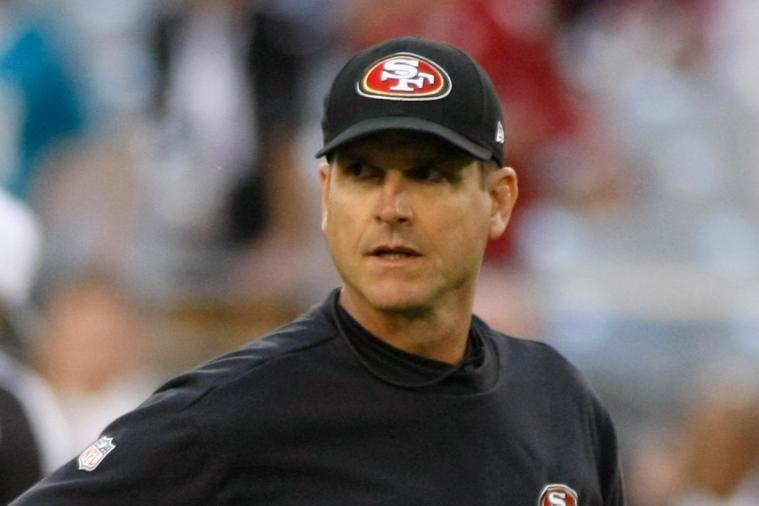 Statement on Head Coach Jim Harbaugh