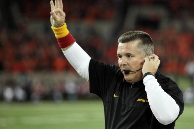 ASU Football in Better Place with Todd Graham