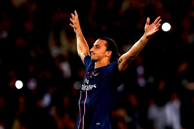 There Will Never Be Another Zlatan Ibrahimovic