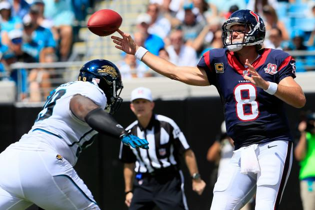 Jaguars vs. Texans: A Preview of the Most Lopsided Matchup of 2012