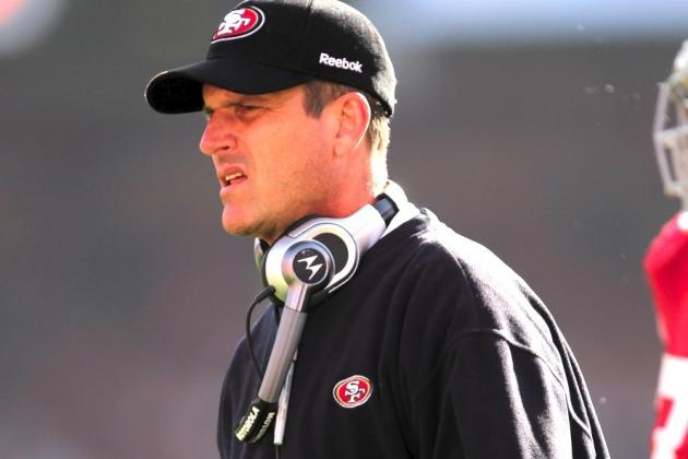 Jim Harbaugh Undergoes Minor Procedure for Irregular Heartbeat