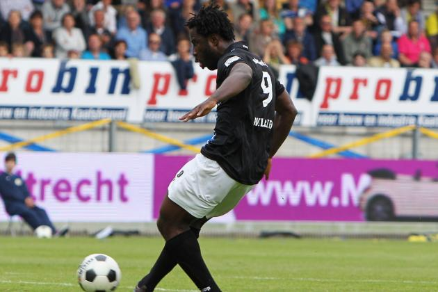 Vitesse Striker Wilfried Bony Keen on Chelsea Move