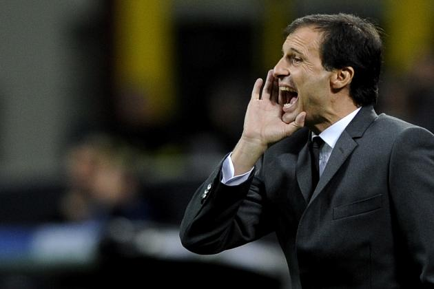 Are Allegri's Errors Are Costing AC Milan?