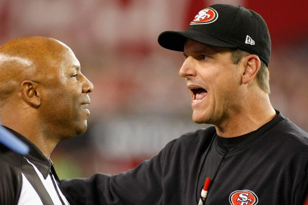 49ers Coach Jim Harbaugh Undergoes