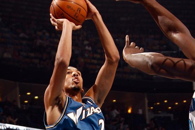 Wizards Sign PG Shaun Livingston