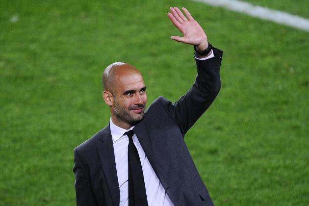 Milan Step Up Guardiola Pursuit