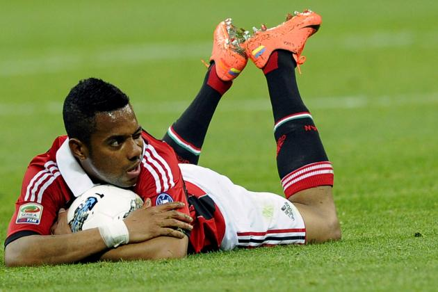 Santos Confirm Interest in Robinho
