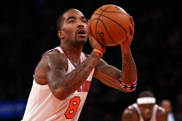 Knicks' Smith Admits NYC 'Nightlife Pretty Much Got to Me' Last Season