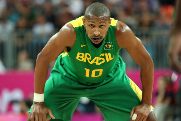 Boston Celtics: What Is Leandro Barbosa's Role on the 2012-13 Team?